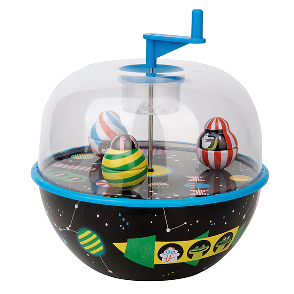 Globe musique galaxie Moulin Roty