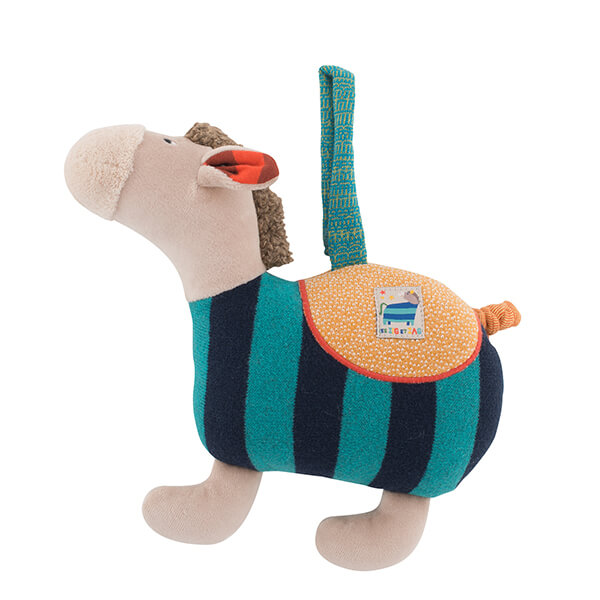 Cheval musical Les Zig et Zag Moulin Roty