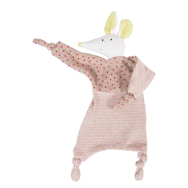 Doudou Nine la souris Les Petits Dodos Moulin Roty
