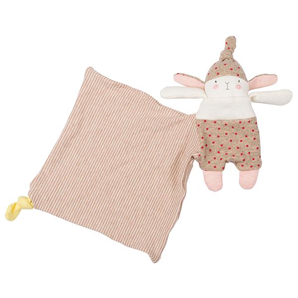 Doudou Lulu le lapin Les Petits Dodos