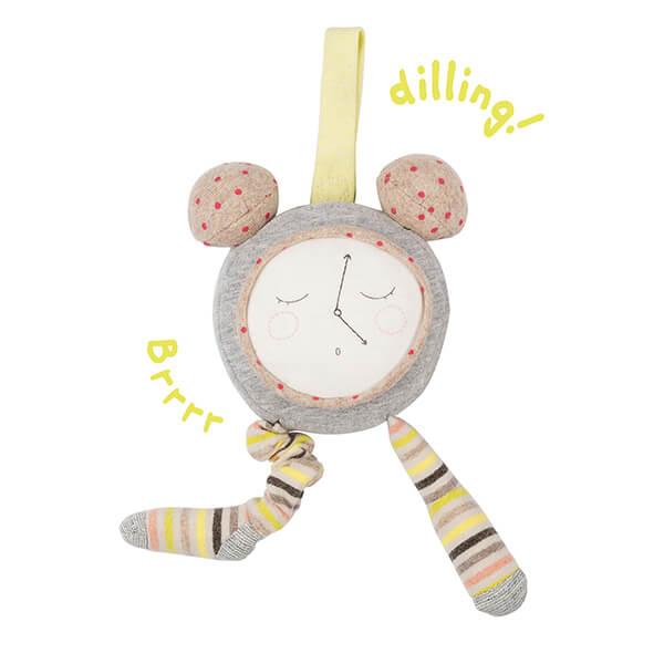 Réveil vibreur Les Petits Dodos Moulin Roty