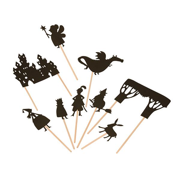 Les ombres du soir Les contes Moulin Roty