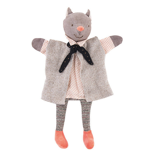Marionnette Le Chat Galant Moulin Roty