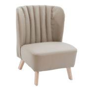 Les fauteuils en simili Moulin Roty