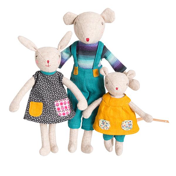 Enfants Famille Mirabelle Moulin Roty