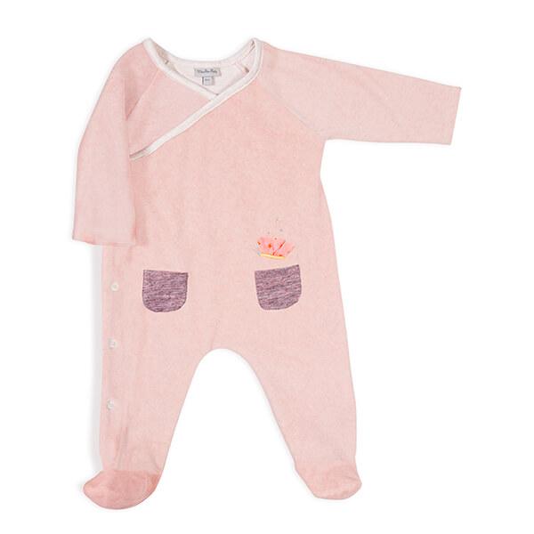 Pyjama NEIGE Petits Habits Moulin Roty