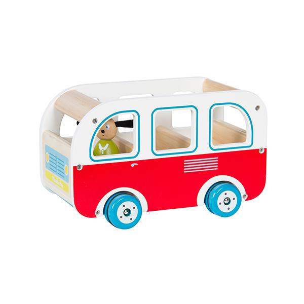 Bus en bois Moulin Roty