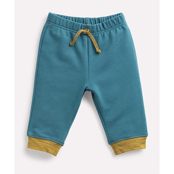 Timeo pantalon bleu Les Petits Habits Moulin Roty