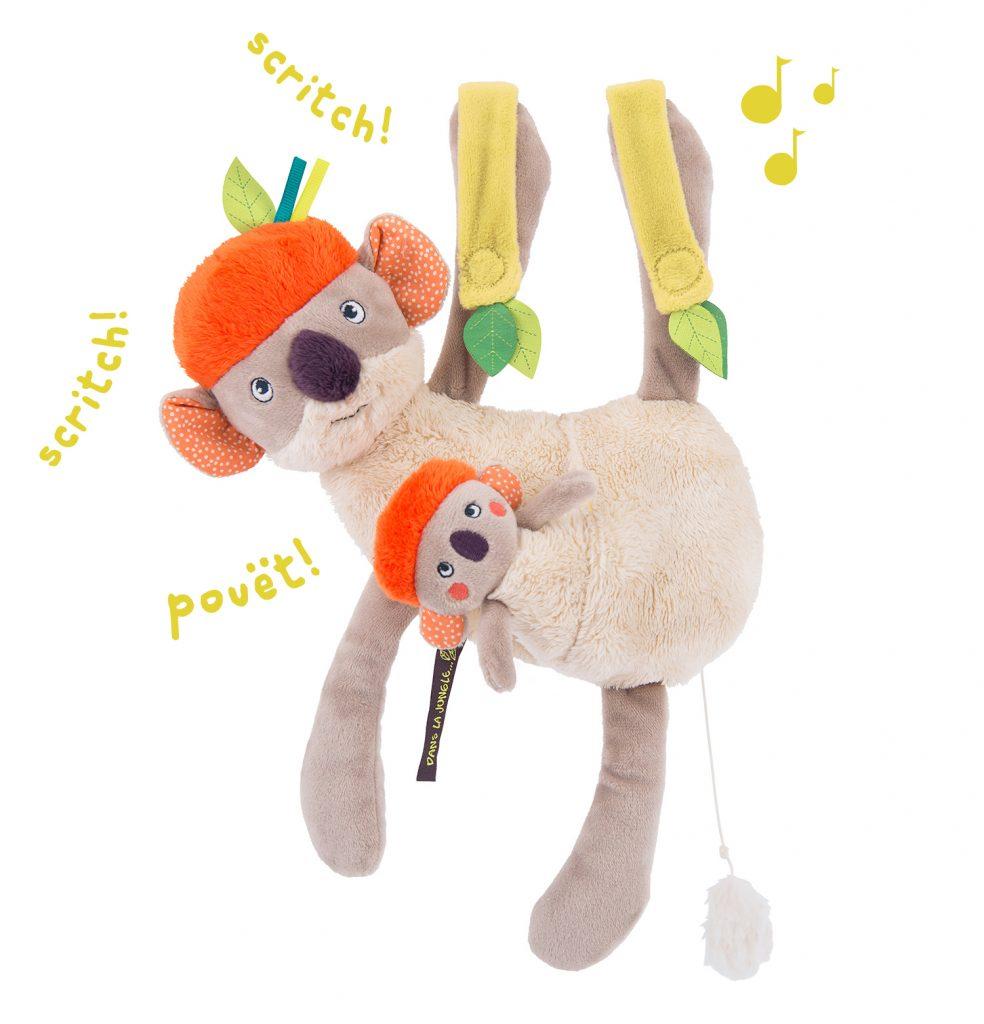 Koala musical Dans La Jungle